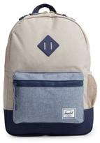 Herschel Boy's Heritage Backpack - Beige