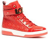 Love Moschino Embellished Print Sneaker