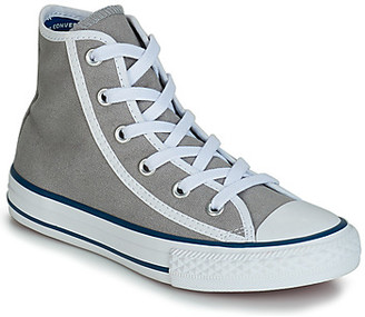 Converse CHUCK TAYLOR ALL STAR GAMER CANVAS HI girls's Shoes (High-top Trainers) in Grey