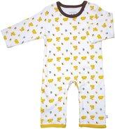 Baby Soy Organic Pattern One Piece (Baby) - Koala-18-24 Months