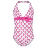 Elizabeth Hurley Elizabeth HurleyHot Pink Fiesta Swimsuit