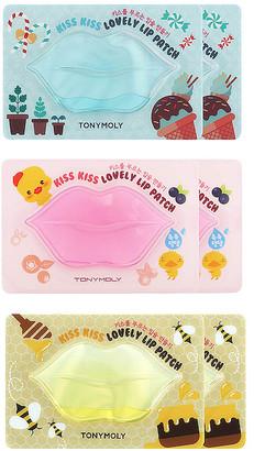 Tony Moly TONYMOLY Kiss Kiss Lip Patch Set