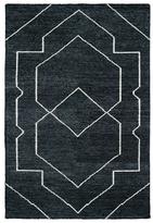 Kaleen Solitaire Handmade Silk Tibetan Rug