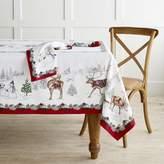Williams-Sonoma Williams Sonoma Snowman Tablecloth