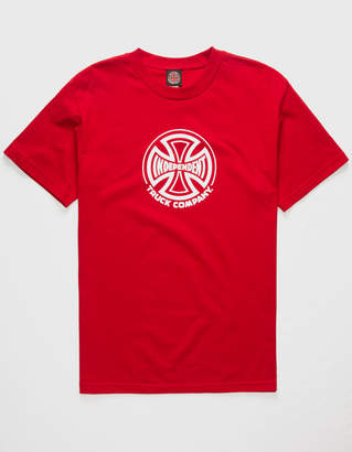 Independent Truck Co. One Color Cardinal Mens T-Shirt