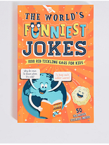 Marks and Spencer The World's Funniest Joke Book