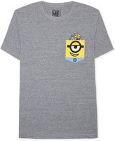 Hybrid Men's Minion Graphic T-Shirt