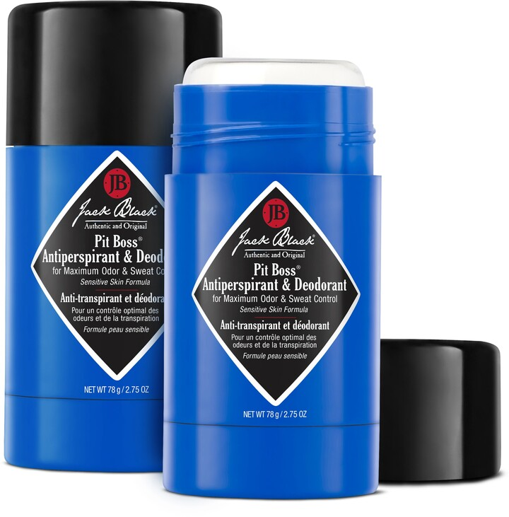 Pit Boss Antiperspirant & Deodorant Duo