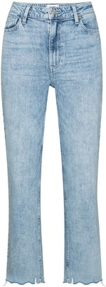 Paige Sarah cropped jeans