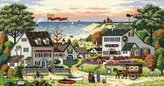 Dimensions Needlecrafts Counted Cross Stitch, Cozy Cove