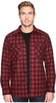 Pendleton Quilted Shirt Jacket Men's Coat