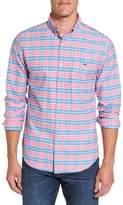 Vineyard Vines Men's Island Reach Slim Fit Tucker Sport Shirt