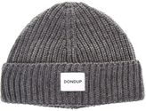 Dondup Knitted Wool Beanie Hat