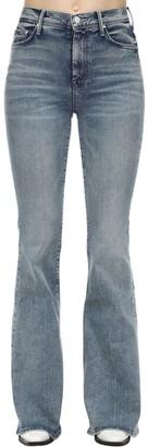 Mother The Super Cruiser Cotton Denim Jeans