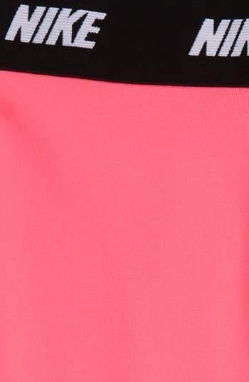 Nike Toddler Girl's Graphic Dri-Fit Leggings