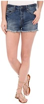 Free People Rock Denim Shorts