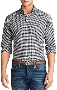 Polo Ralph Lauren Classic Fit Plaid Button-Down Shirt