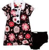 Kate Spade collared shift dress & bloomer set (Baby Girls)