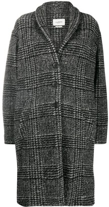 Etoile Isabel Marant Gabriel button down coat