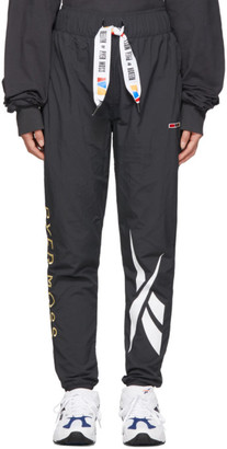 Pyer Moss Reebok By Reebok by Grey Collection 3 Woven Franchise Lounge Pants
