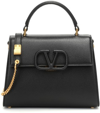 Valentino VSLING leather tote
