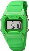 "Freestyle Unisex 102002 ""Shark Retro 80s"" Green Digital Watch"