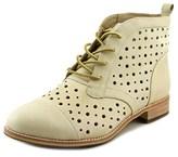 Caterpillar Janel Round Toe Leather Boot.