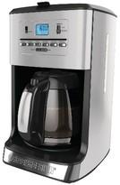 Black & Decker BLACK+DECKER Black + DECKER 12-Cup Coffee and Tea Maker