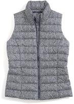 Tommy Hilfiger Final Sale- Printed Herringbone Vest