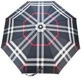 Burberry classic check print umbrella