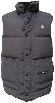 Canada Goose Grey Polyester Jackets