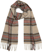 Barbour Women's Country Check Scarf Cream