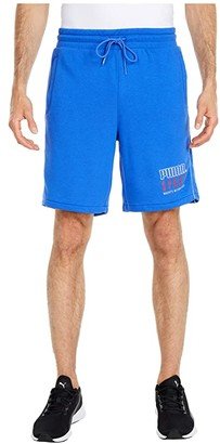 Puma Sport Shorts (Dazzling Blue) Men's Shorts