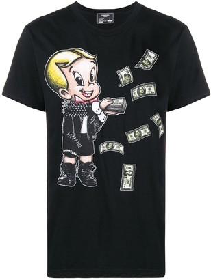 Dom Rebel Baller T-shirt