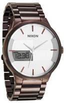 Nixon Men's Spencer Analog Watch in Color: All Brown / Brown