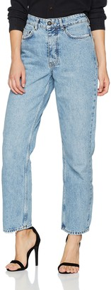 Won Hundred Women's Pearl_Trash_1 Boyfriend Jeans