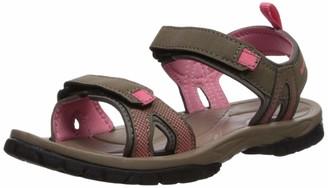 Northside Women's Mali Sandal tan/Coral 8 M US