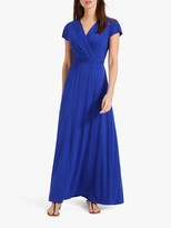 Phase Eight Mei Maxi Dress, Blue