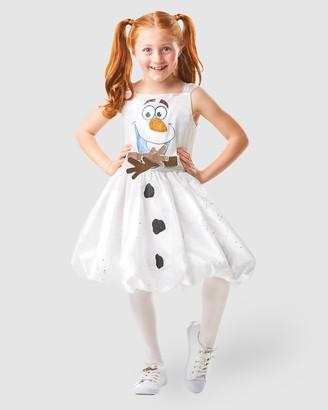 Rubie's Deerfield Olaf Frozen 2 Tutu Dress - Kids