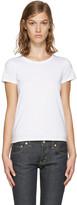 Visvim White Ultimate T-shirt