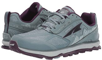 Altra Footwear Lone Peak 4 Low RSM (Light Gray) Women's Shoes