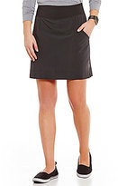Lucy Arise And Align Heathered Stripe Skort