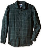 Columbia Men's Tall Vapor Ridge Iii Tall Long Sleeve Shirt