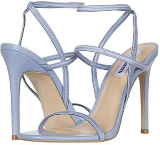 Steve Madden Nectur Heeled Sandals (Black) High Heels