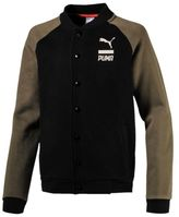 Puma Kids' Baseball Jacket