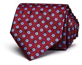 Ermenegildo Zegna Geometric Classic Tie
