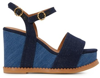 See by Chloe Carrie wedge sandals