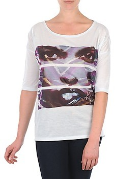 Kaporal HACHA women's T shirt in White