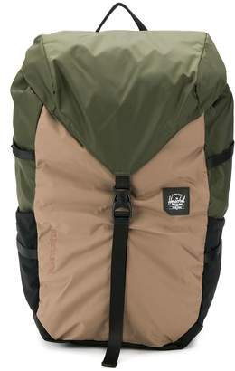 Herschel Barlow colour-blocked backpack