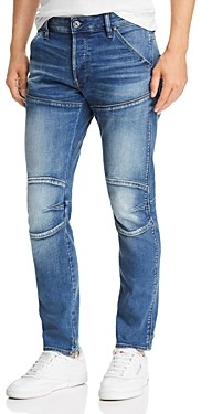 G Star 5620 3-d Slim Fit Jeans in Vintage Azure